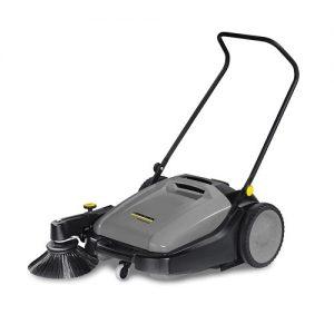 outdoor sweeper rental