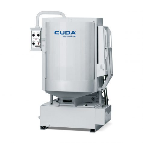 Cuda 2530 front-load automatic parts washer