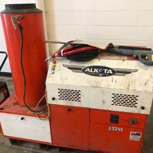 Alkota Model 3241NG SO166427-06