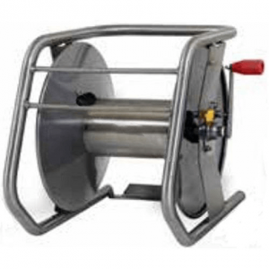 Hotsy Stainless Steel Stackable Hose Reel 200ft - 9.801-778.0